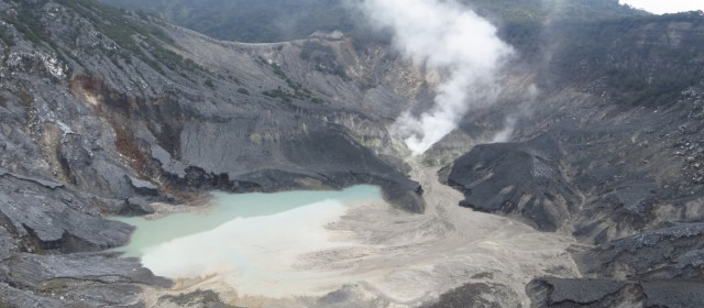Volcano Crater Tour